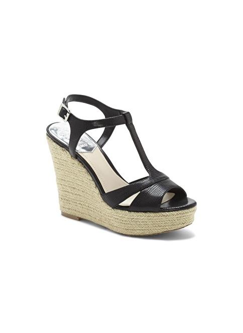 Vince Camuto %100 Deri Casual Ayakkabı Siyah